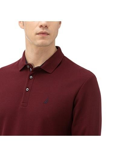 Nautica Sweatshirt Bordo
